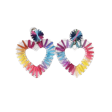 Load image into Gallery viewer, Rainbow Lover Earrings