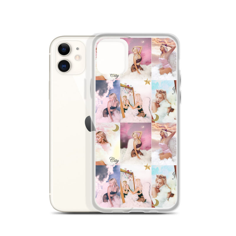 Instant Angel iPhone Case