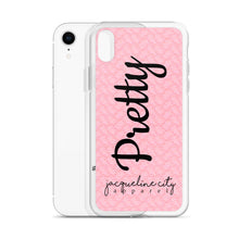 Load image into Gallery viewer, Pretty Girl iPhone Case
