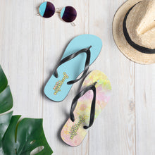 Load image into Gallery viewer, Mismatch Vintage Flip-Flops