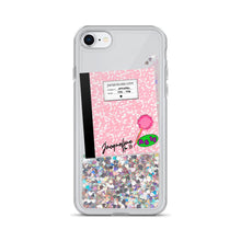Load image into Gallery viewer, As If! Glitter Phone Case