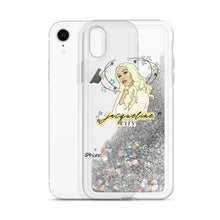 Load image into Gallery viewer, Hedy Glitter iPhone Case