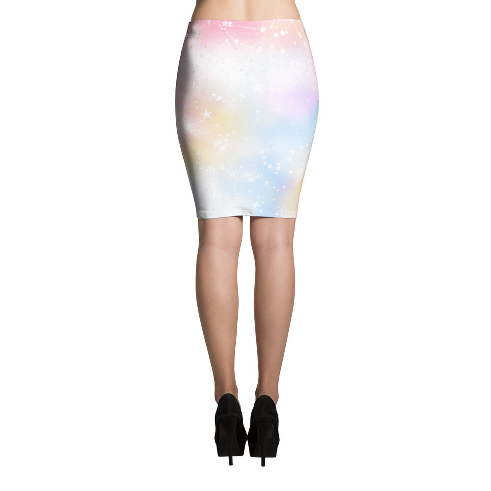 Starlight Pencil Skirt CO-ORD