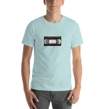 Load image into Gallery viewer, VHS Tape Unisex T-Shirt