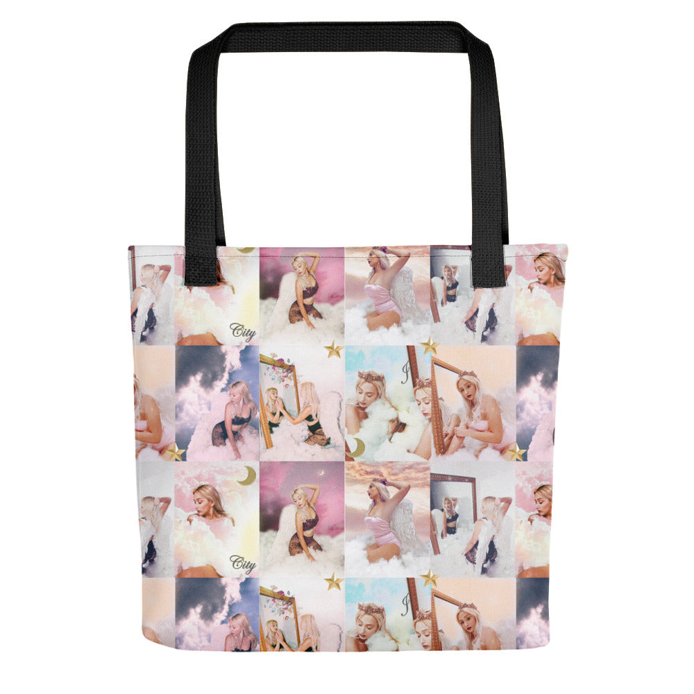 Instant Angel Tote Bag