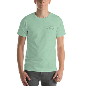 The Lost City Embroidered T-Shirt