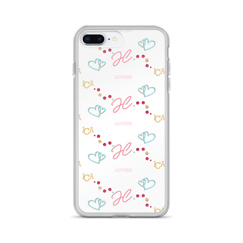 JC Love iPhone Case