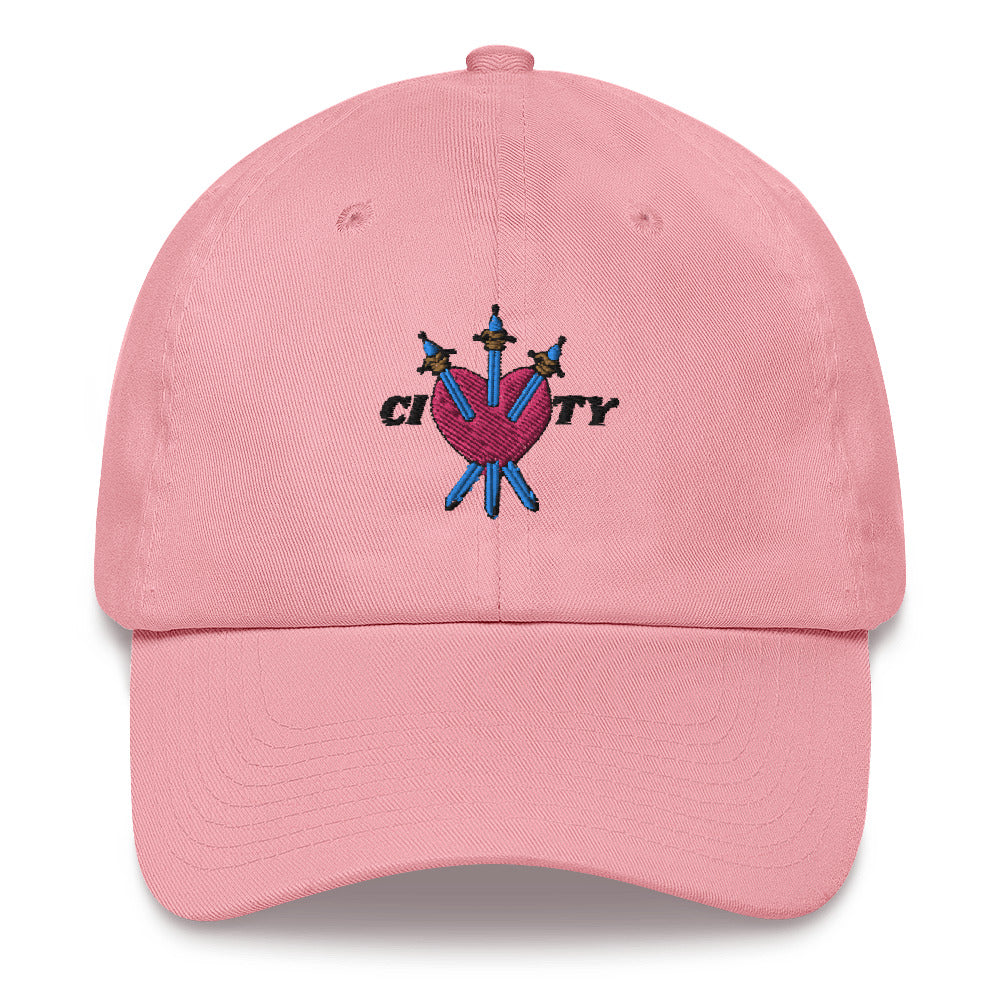 City Heart Dad Hat