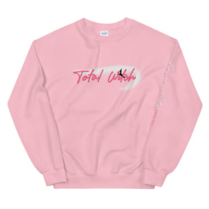 """Total Witch"" Crewneck Sweatshirt"