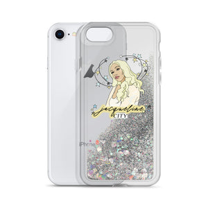 Hedy Glitter iPhone Case