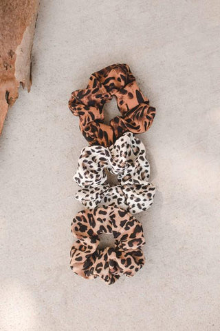 Free Gift: Animal Print Scrunchie - Elizabeth's Boutique