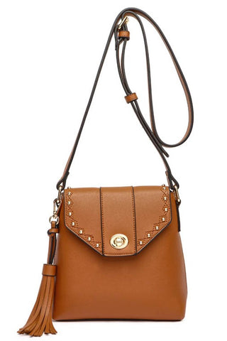 Ashley Messenger Bag - Elizabeth's Boutique