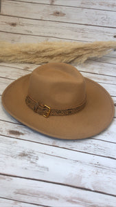 Take Me With You Hat - Elizabeth's Boutique
