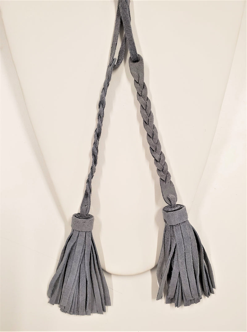 Alyce Necklace, Gray
