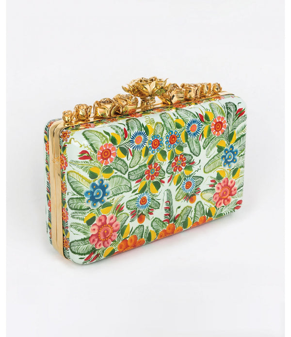 Lita Clutch, Multicolor