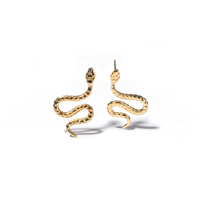 Nevaeh Earring, Gold