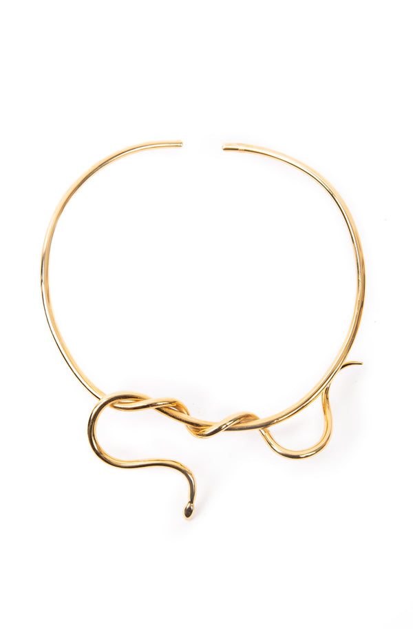Anya Necklace, Gold
