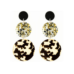 Reese Earrings, Multi