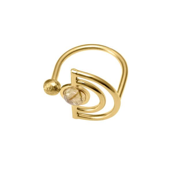 Emmie Ring, Gold