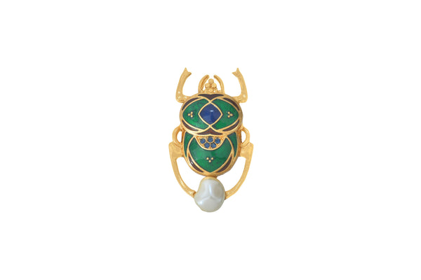 Avaline Ring, Gold