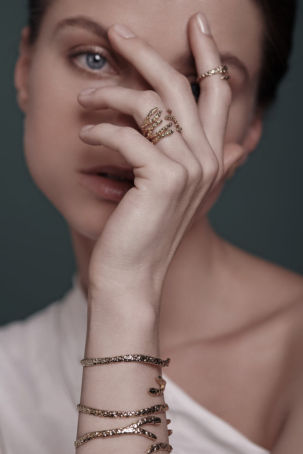 Kylar Ring, Gold