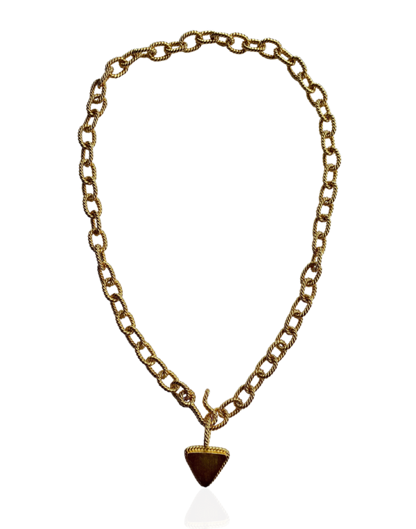 Ari Necklace, Gold