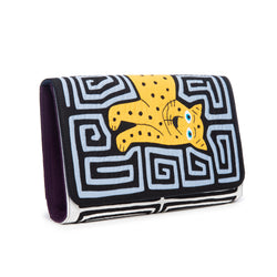 Beatriz Clutch, Blue