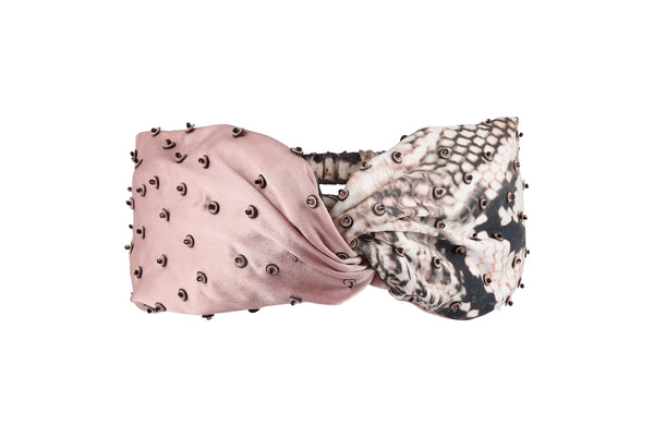 Fuji Headwrap, Rose