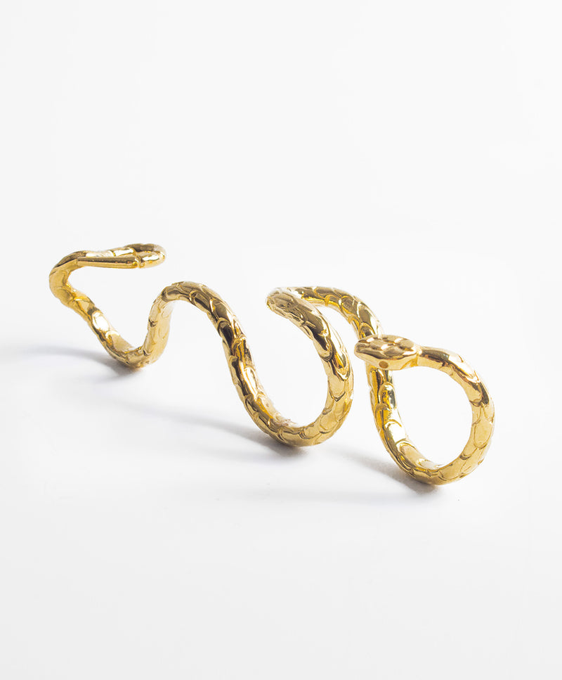 Aaliyah Ring, Gold