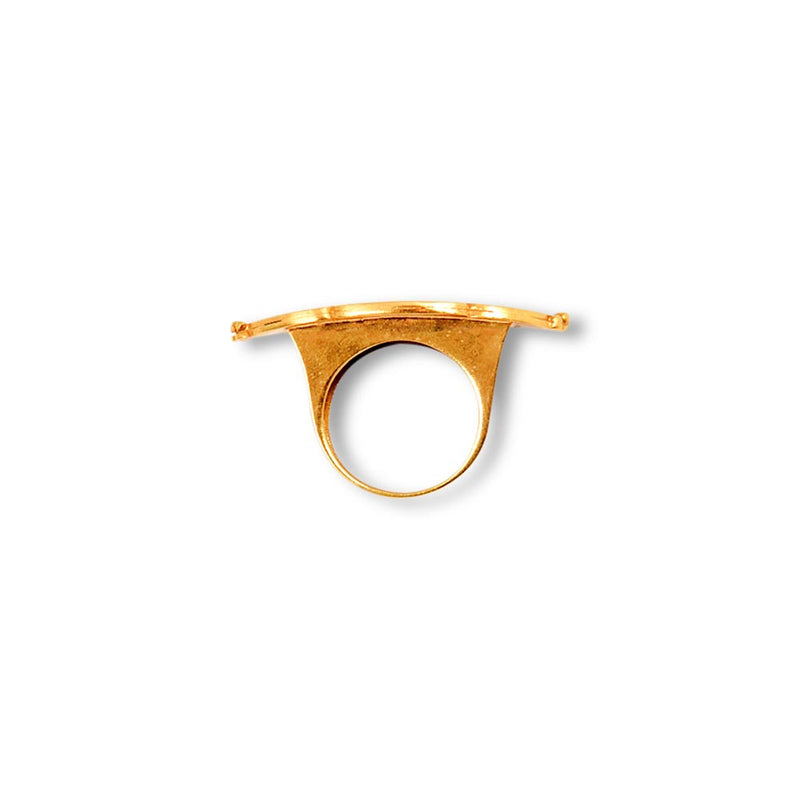 Catherine Ring, Gold