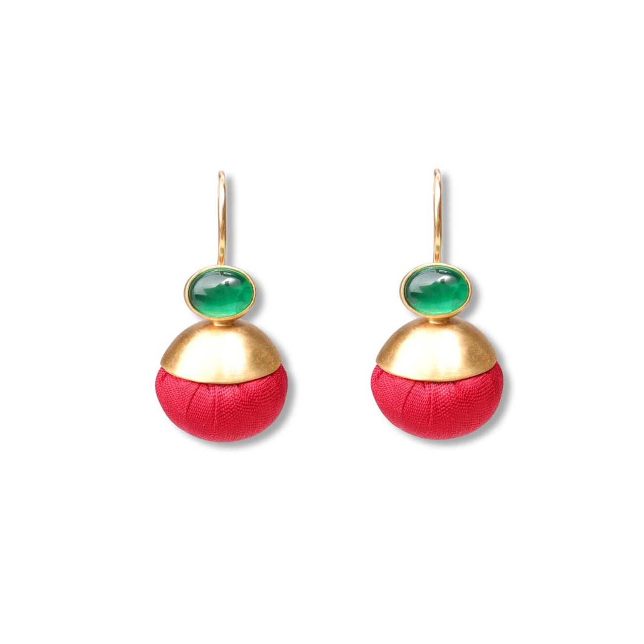 Image of Analia Earring, Red