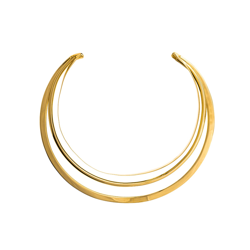 Kanika Necklace, Gold