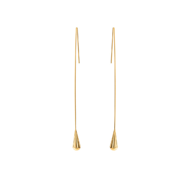 Kemi Earrings, Gold