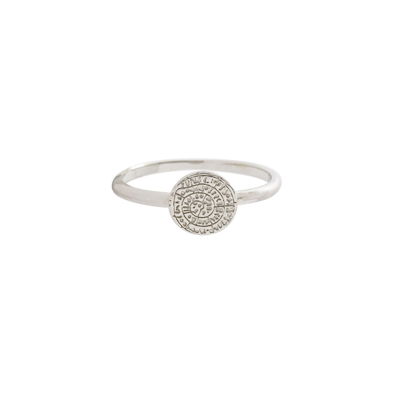 Lexi Ring, Silver Small