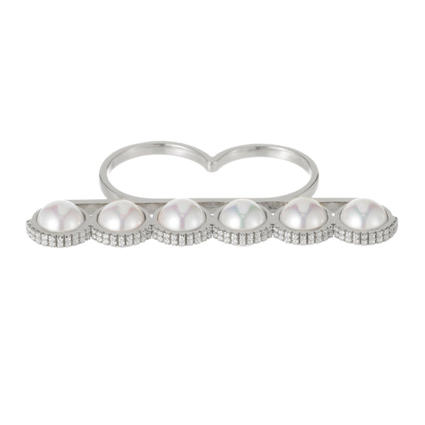 Lotte Ring, Silver