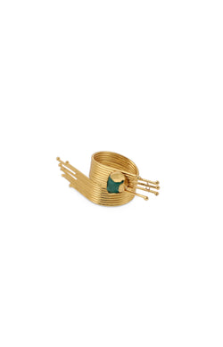 Penelope Ring, Gold