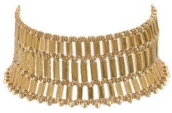 Ranya Necklace, Gold