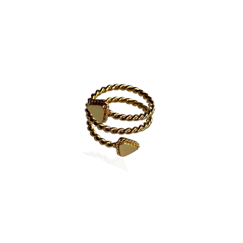 Luca Ring, Gold