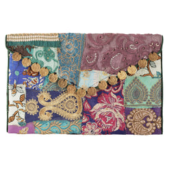 Rupinder Clutch, Purple