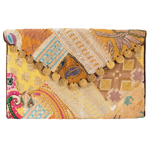Rupinder Clutch, Yellow