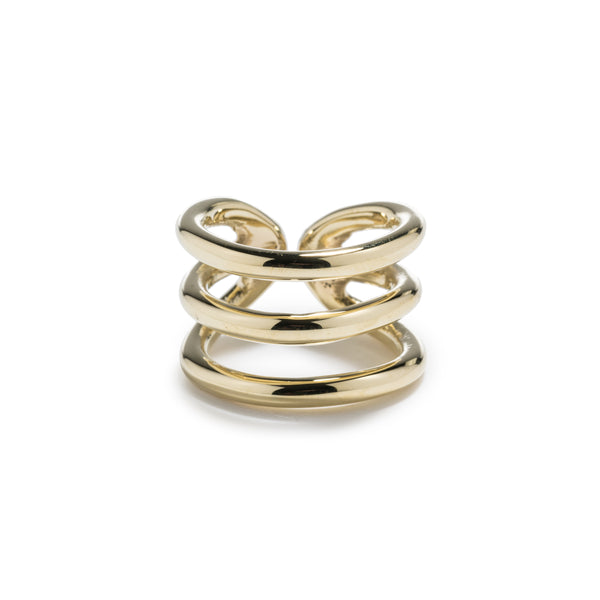 Ella Ring, Gold