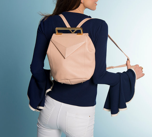 Rafaella Backpack, Blush
