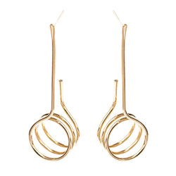 Valentina Earring, Gold