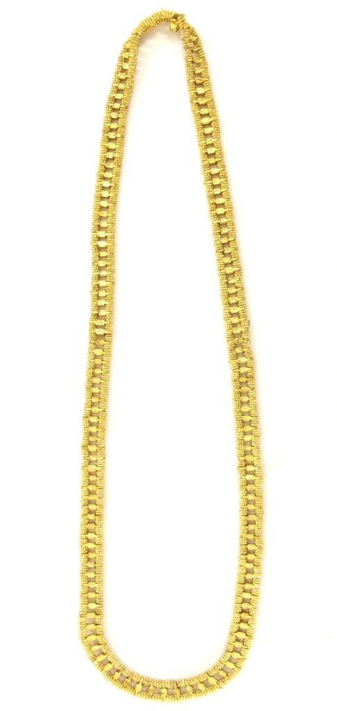 Sadie Necklace, Gold