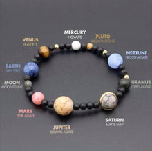 Load image into Gallery viewer, Mini Universe Healing Crystal Bracelet