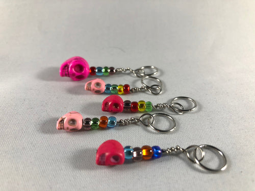 Persistent Stitch Markers