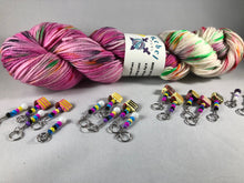 Crazy Birthday Cake Stitch Markers - Multiple Choices