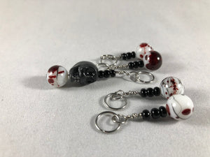 Bloody Stitch Markers - Multiple Choices