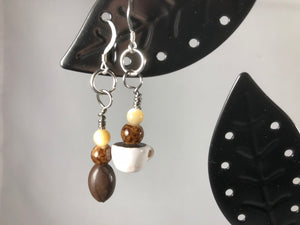 Little Magic Bean Earrings