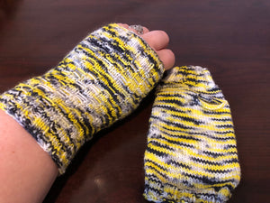 Hufflemitts -  Fingerless Mitts